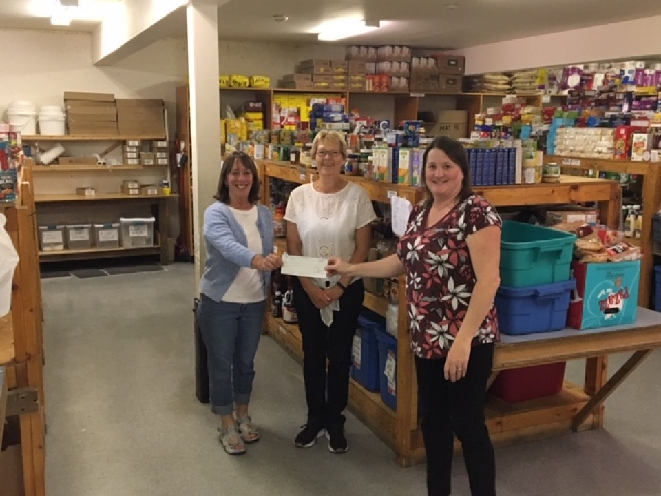 <p><strong>Goldstream Food Bank</strong></p> <p>Westshore Branch</p> <p>This is a local food bank in our community - which support a large number of our clients as well as our community. This is also the charity that we choose in the branch for 2020 to raise money for to be able to apply for the Matching Grant, Goal Achievers Grant. </p>