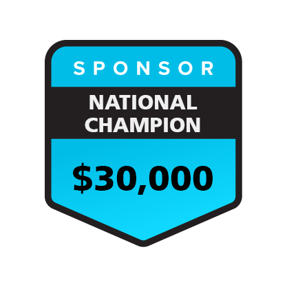 National Champion Sponsor